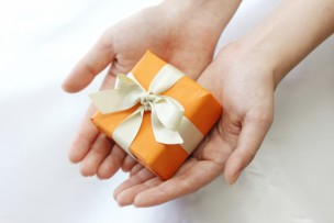 キャンペーンのプレゼント